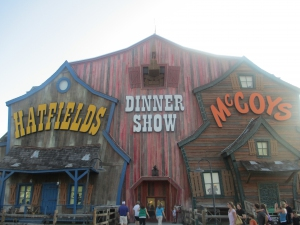 What the Hatfields and McCoys have come to