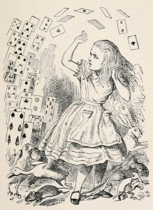 Alice vs. Psychology