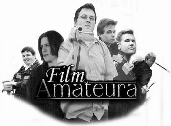 Film Amateura, a film by Michael Fox. Image by Michael Fox.